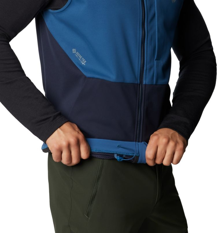 Mtn. Tech/2™ Vest | 402 | S Men's Mtn. Tech/2™ Vest, Blue Horizon, a3