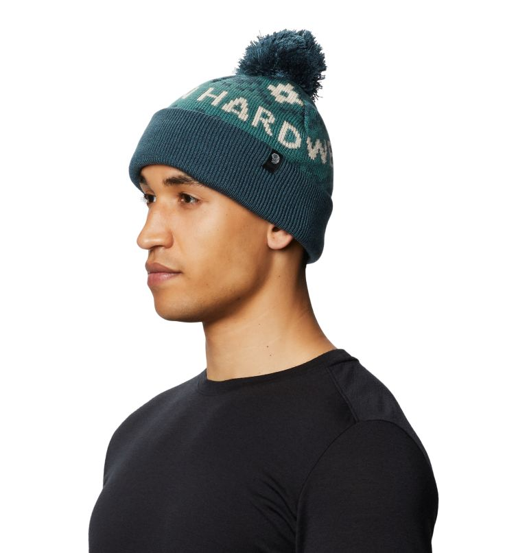 MHW Gas Station™ Beanie | 447 | O/S Tuque MHW Gas Station™, Washed Turq, a1