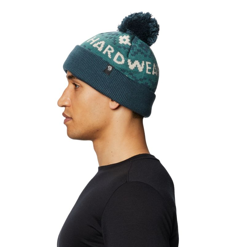 MHW Gas Station™ Beanie | 447 | O/S MHW Gas Station™ Beanie, Washed Turq, a2