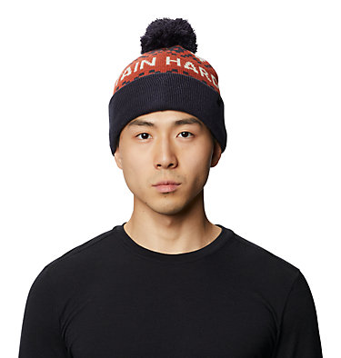 Tuque MHW Gas Station™ MHW Gas Station™ Beanie | 447 | O/S, Dark Clay, front