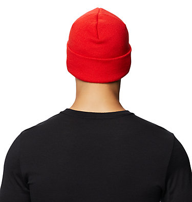 Tuque Everyone's Most Favorite™ Everyone's Most Favorite™ Beanie | 801 | O/S, Fiery Red, back
