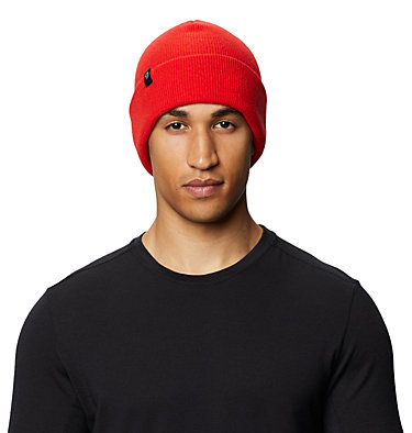 Tuque Everyone's Most Favorite™ Everyone's Most Favorite™ Beanie | 801 | O/S, Fiery Red, front