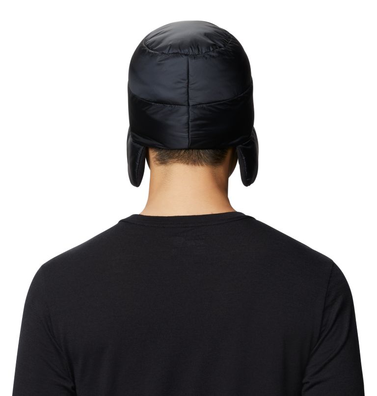 MHW™ Insulated Cap | 010 | O/S MHW™ Insulated Cap, Black, back