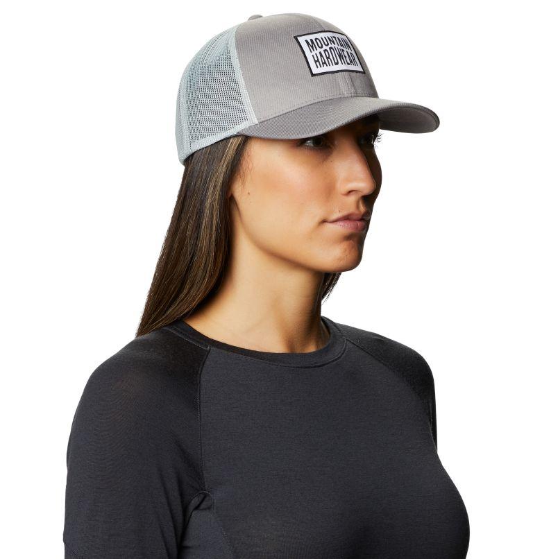 Hardware MHW™ Trucker Hat | 073 | O/S Hardware MHW™ Trucker Hat, Manta Grey, a1