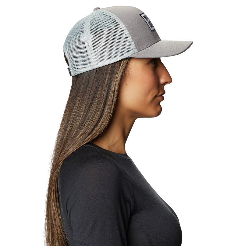 Hardware MHW™ Trucker Hat | 073 | O/S Casquette camionneur Hardware MHW™, Manta Grey, a2
