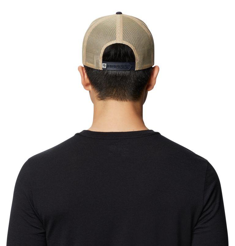 Hardware MHW™ Trucker Hat | 406 | O/S Casquette camionneur Hardware MHW™, Dark Zinc, back
