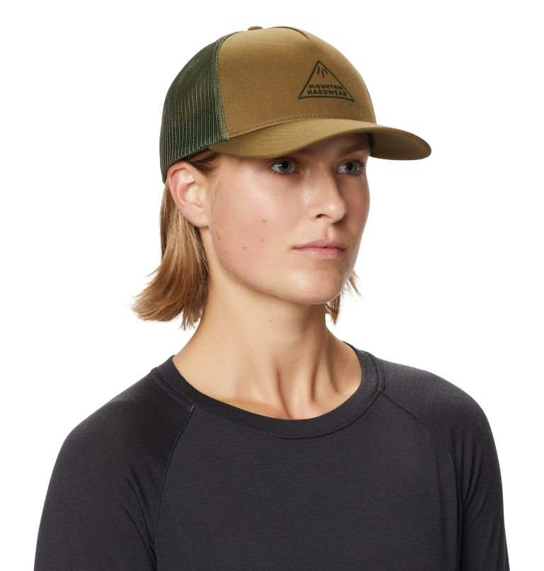 Mount Hardwear™ Trucker Hat | 253 | O/S Women's Mount Hardwear™ Trucker Hat, Raw Clay, a1