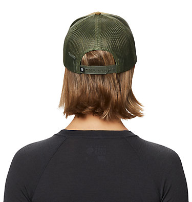 Women's Mount Hardwear™ Trucker Hat Mount Hardwear™ Trucker Hat | 253 | O/S, Raw Clay, back