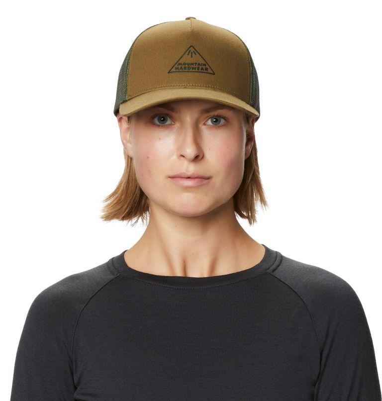 Mount Hardwear™ Trucker Hat | 253 | O/S Casquette de camionneur Mount Hardwear™ Femme, Raw Clay, front