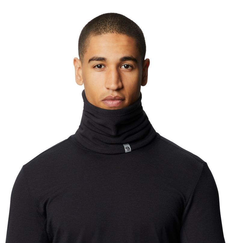 Macrochill™ Neck Gaiter   010   O/S Macrochill™ Neck Gaiter, Black, front