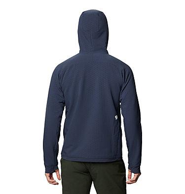 Chandail à capuchon Keele™ Ascent Homme Keele™ Ascent Hoody | 636 | L, Dark Zinc, back