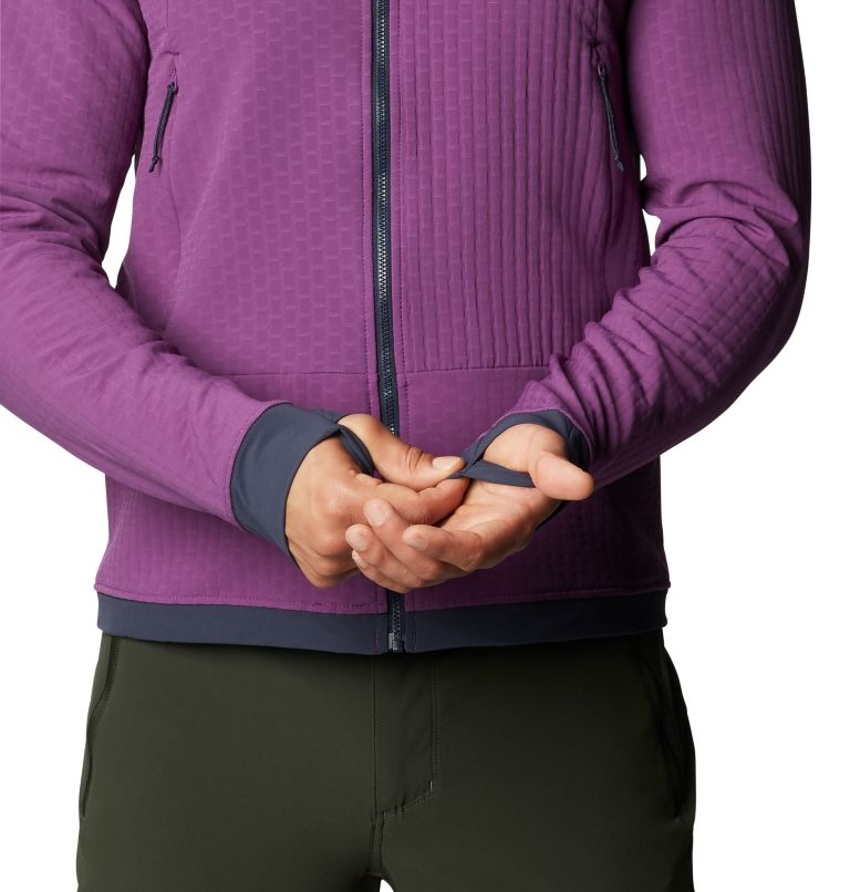 Keele™ Ascent Hoody | 502 | L Men's Keele™ Ascent Hoody, Cosmos Purple, a3