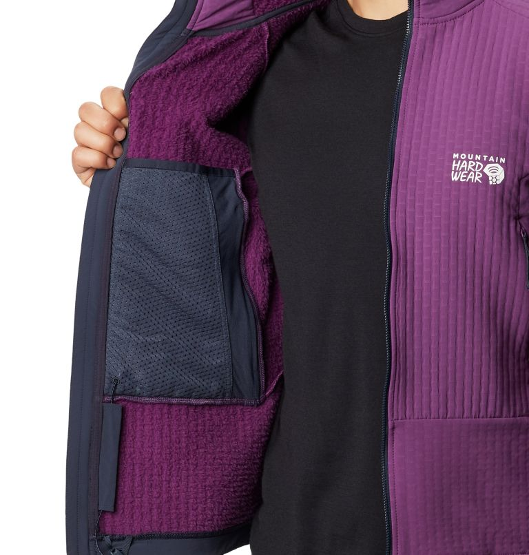 Keele™ Ascent Hoody | 502 | L Men's Keele™ Ascent Hoody, Cosmos Purple, a4