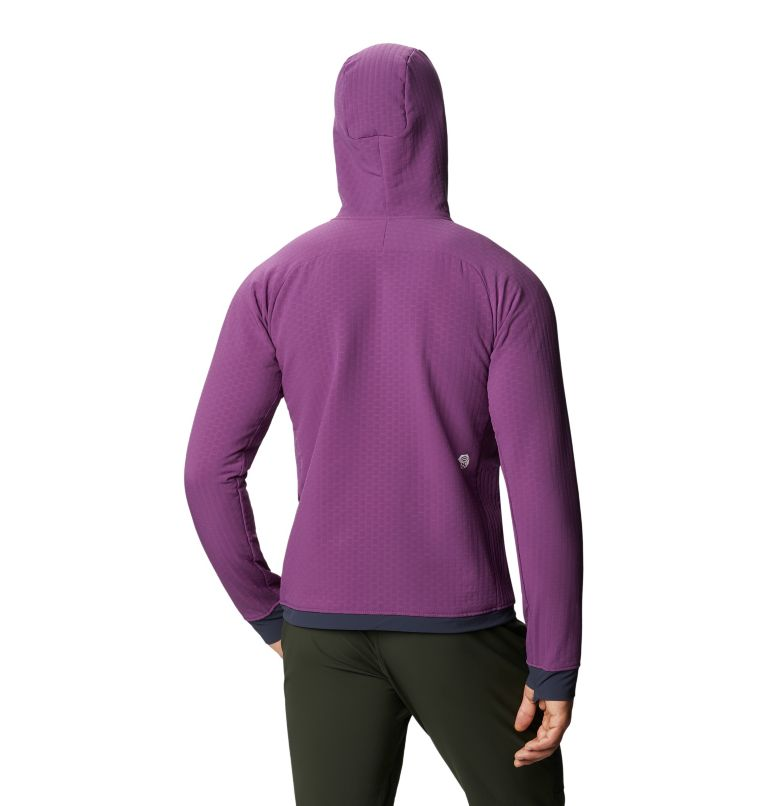 Keele™ Ascent Hoody | 502 | L Men's Keele™ Ascent Hoody, Cosmos Purple, back