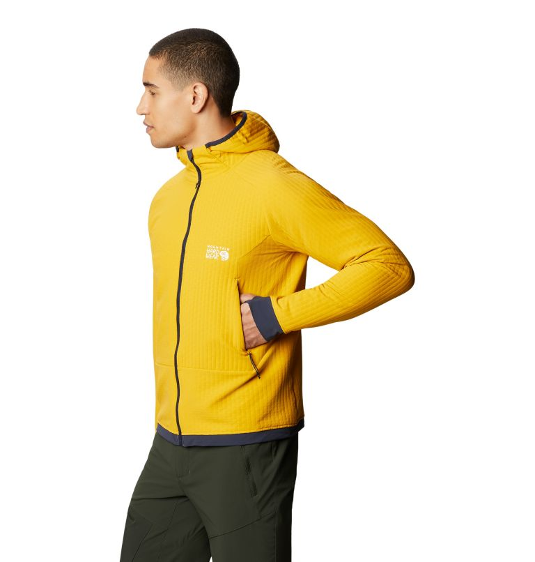 Keele™ Ascent Hoody | 750 | XL Men's Keele™ Ascent Hoody, Gold Hour, a1