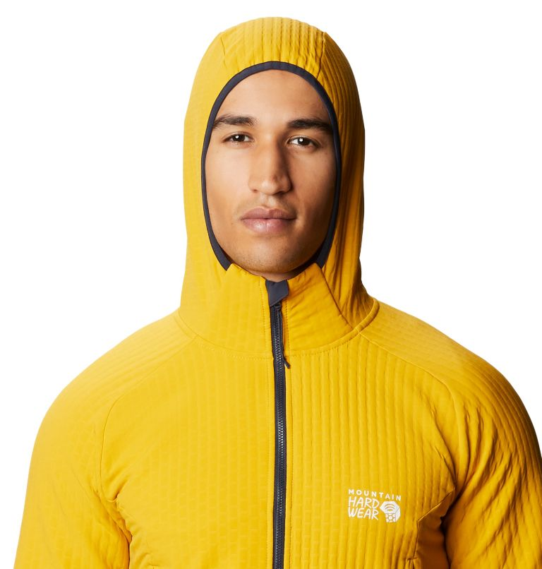 Keele™ Ascent Hoody | 750 | XL Men's Keele™ Ascent Hoody, Gold Hour, a2