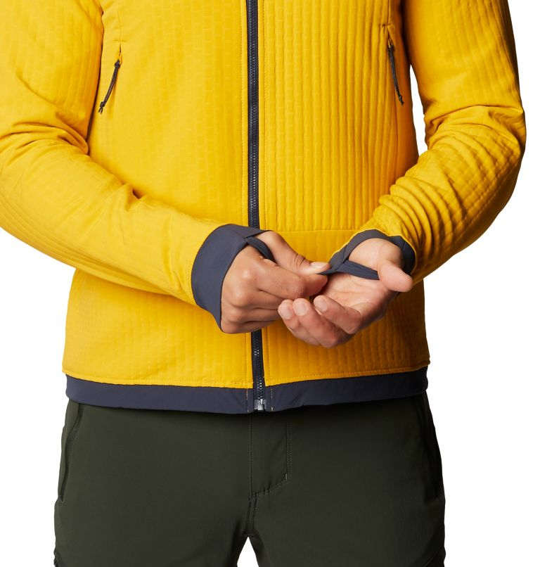 Keele™ Ascent Hoody | 750 | XL Men's Keele™ Ascent Hoody, Gold Hour, a3