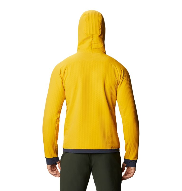 Keele™ Ascent Hoody | 750 | XL Men's Keele™ Ascent Hoody, Gold Hour, back