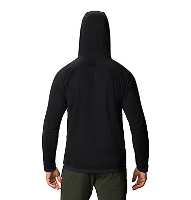 Men's Mtn. Tech/2™ Hoody Mtn. Tech/2™ Jacket | 831 | L, Black, back
