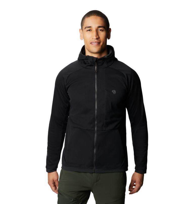 Mtn. Tech/2™ Jacket   010   XXL Men's Mtn. Tech/2™ Hoody, Black, front