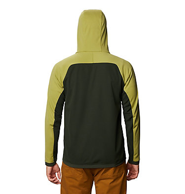 Men's Mtn. Tech/2™ Hoody Mtn. Tech/2™ Jacket | 831 | L, Fatigue Green, back