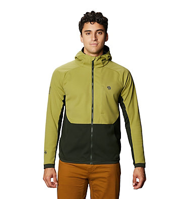 Men's Mtn. Tech/2™ Hoody Mtn. Tech/2™ Jacket | 831 | L, Fatigue Green, front