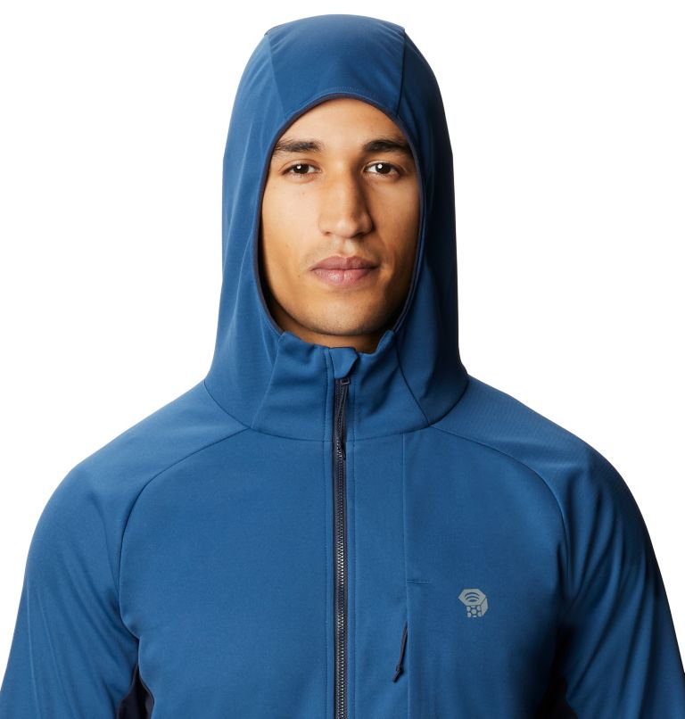 Mtn. Tech/2™ Jacket | 402 | XXL Men's Mtn. Tech/2™ Hoody, Blue Horizon, a2