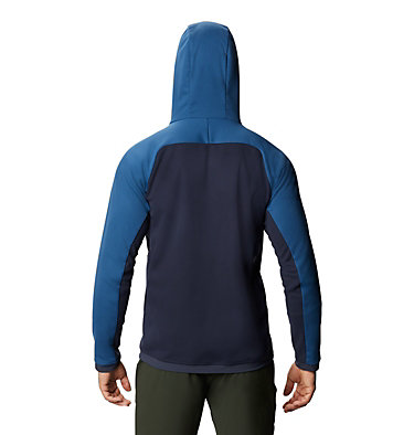 Men's Mtn. Tech/2™ Hoody Mtn. Tech/2™ Jacket | 831 | L, Blue Horizon, back