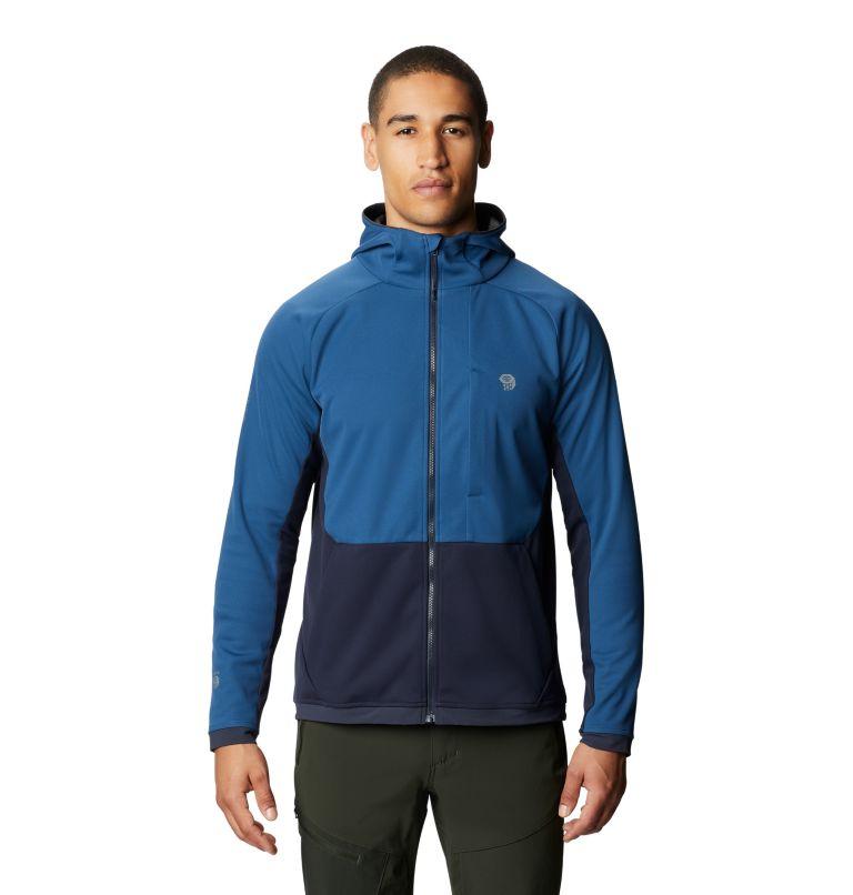 Mtn. Tech/2™ Jacket | 402 | XXL Men's Mtn. Tech/2™ Hoody, Blue Horizon, front