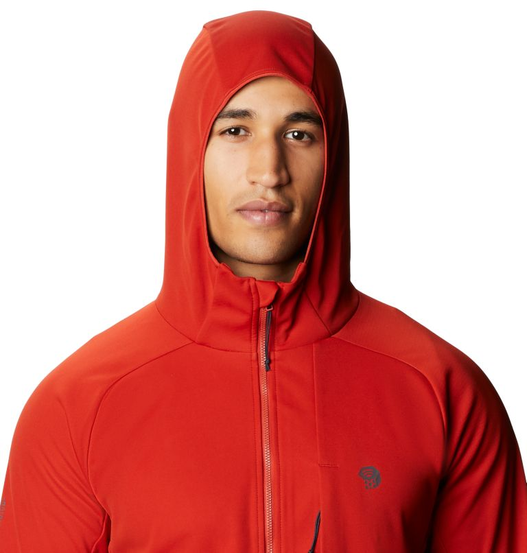 Mtn. Tech/2™ Jacket | 831 | S Men's Mtn. Tech/2™ Jacket, Desert Red, a2