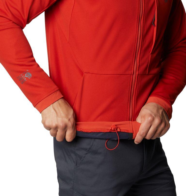 Mtn. Tech/2™ Jacket   831   XXL Men's Mtn. Tech/2™ Hoody, Desert Red, a3