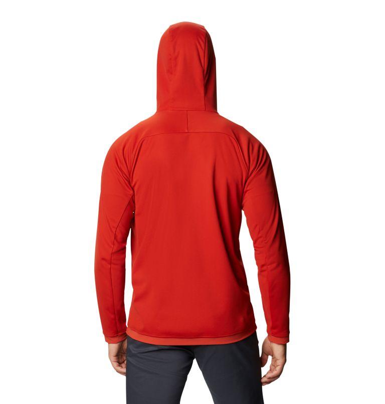 Mtn. Tech/2™ Jacket   831   XXL Men's Mtn. Tech/2™ Hoody, Desert Red, back