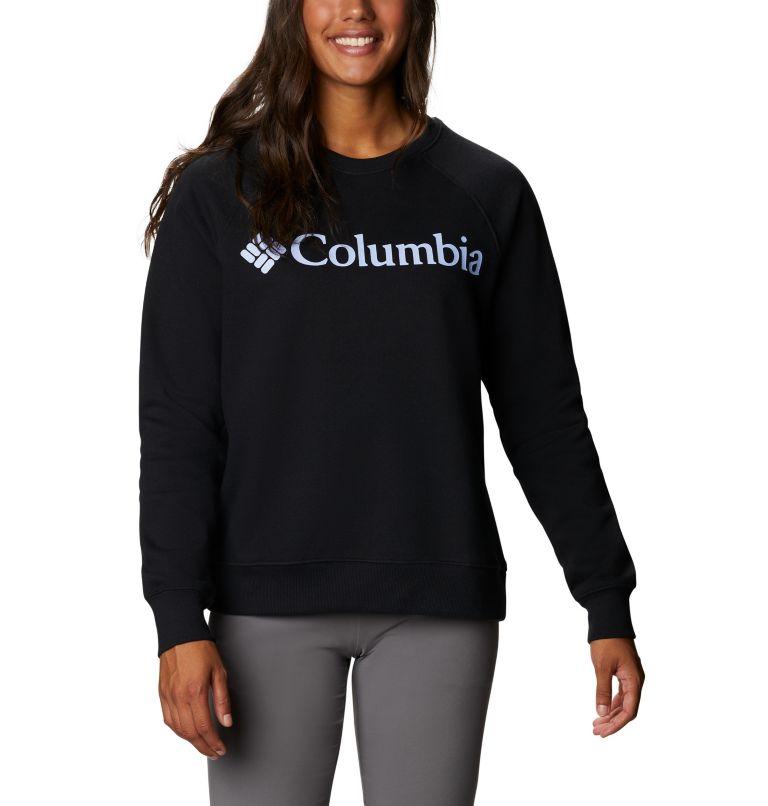 Women's Woodlane Park™ Logo Crew Sweatshirt Women's Woodlane Park™ Logo Crew Sweatshirt, front