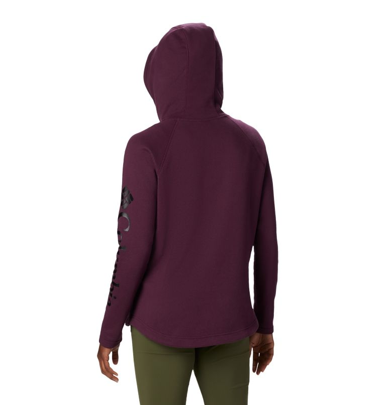 Women's Hart Mountain™ Sleeve Graphic Hoodie Women's Hart Mountain™ Sleeve Graphic Hoodie, back