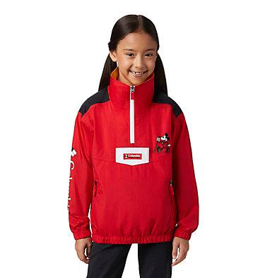 Kids' Disney Santa Ana™ Anorak Disney - Y Santa Ana Anorak | 691 | L, Bright Red, 3/4 front