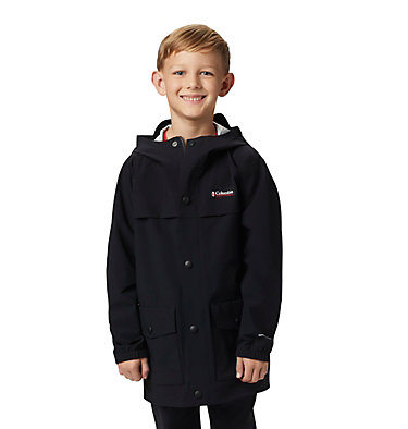 Kids' Disney Ibex™ Jacket Disney - Y Ibex Jacket | 691 | L, Black, 3/4 front