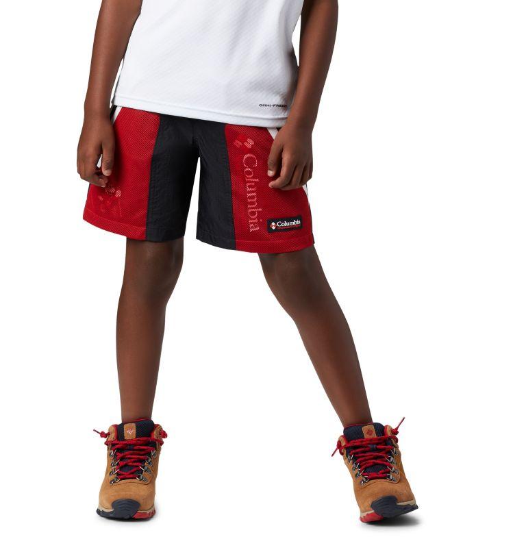 Disney - Y Riptide Short | 010 | XL Kids' Disney Riptide™ Shorts, Black, 3/4 front
