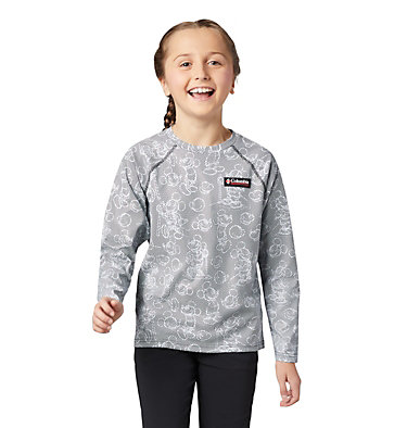 Kids' Disney Sun Deflector™ Top Disney - Y Sun Deflector Top | 101 | L, Black, 3/4 front