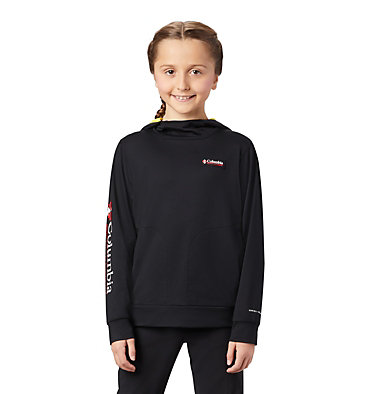 Chandail à enfiler Disney Tech Trail Energy™ pour enfant Disney™ Y Tech Trail Energy Popover | 010 | L, Black, 3/4 front