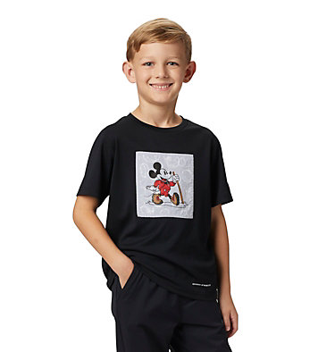 T-shirt imprimé Disney Zero Rules™ pour enfant Disney - Y Zero Rules Graphic Tee | 691 | L, Black, front