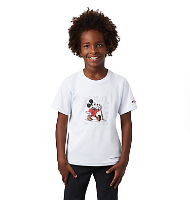 T-shirt imprimé Disney Zero Rules™ pour enfant Disney - Y Zero Rules Graphic Tee | 691 | L, White, 3/4 front