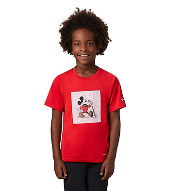 T-shirt imprimé Disney Zero Rules™ pour enfant Disney - Y Zero Rules Graphic Tee | 691 | L, Bright Red, front