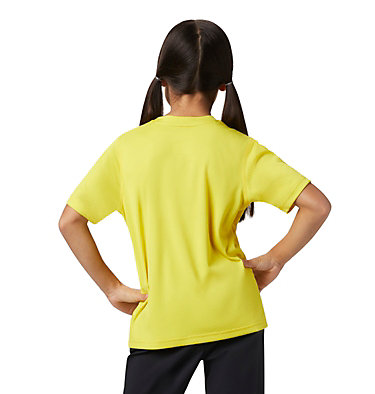 Kids' Disney Zero Rules™ Graphic T-Shirt Disney - Y Zero Rules Graphic Tee | 691 | L, Yellow Glo, back
