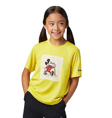 T-shirt imprimé Disney Zero Rules™ pour enfant Disney - Y Zero Rules Graphic Tee | 691 | L, Yellow Glo, front