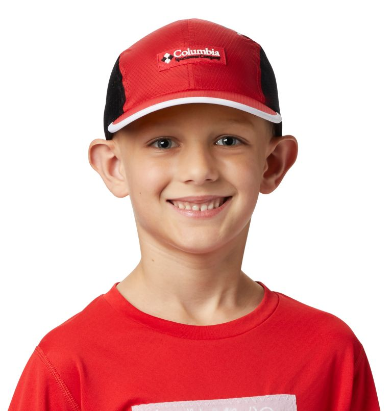 Disney - Y Shredder Hat | 691 | O/S Kids' Disney Shredder™ Hat, Bright Red, a1