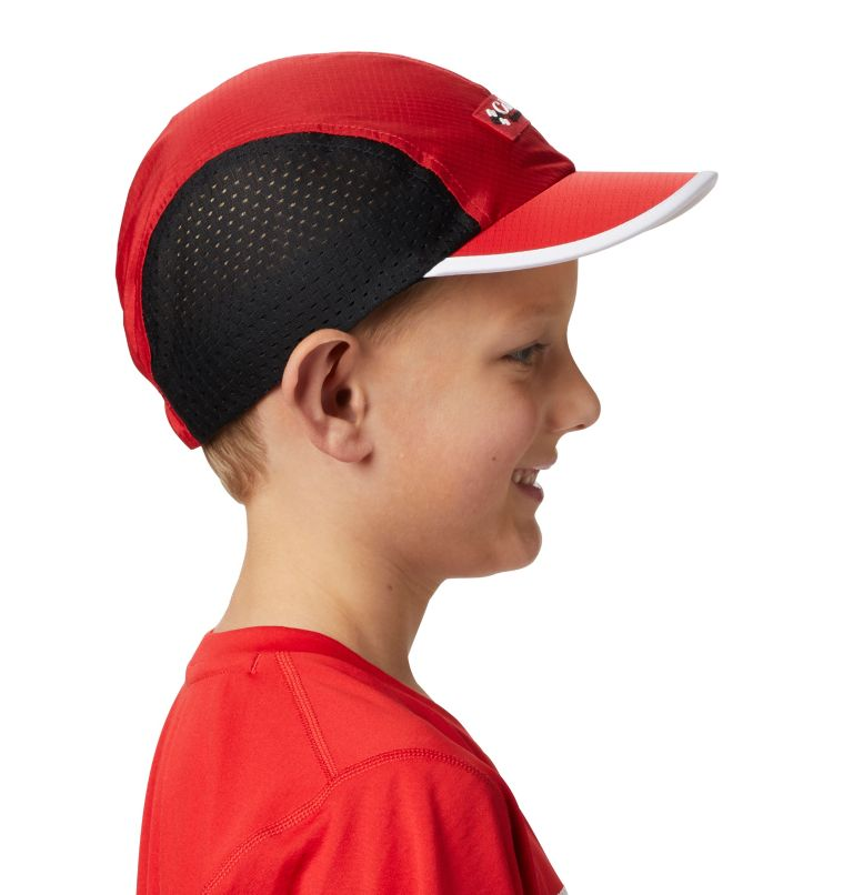 Disney - Y Shredder Hat | 691 | O/S Kids' Disney Shredder™ Hat, Bright Red, a2