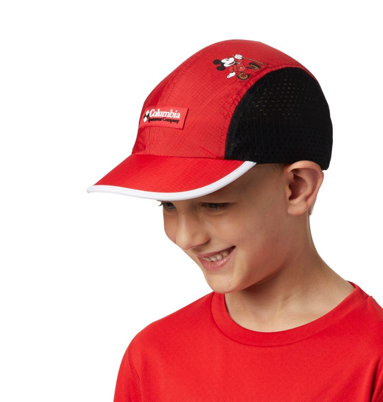 Disney - Y Shredder Hat | 691 | O/S Kids' Disney Shredder™ Hat, Bright Red, a3