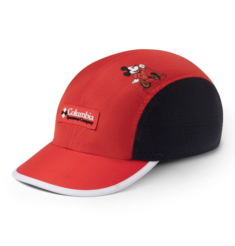 Disney - Y Shredder Hat | 691 | O/S Kids' Disney Shredder™ Hat, Bright Red, front