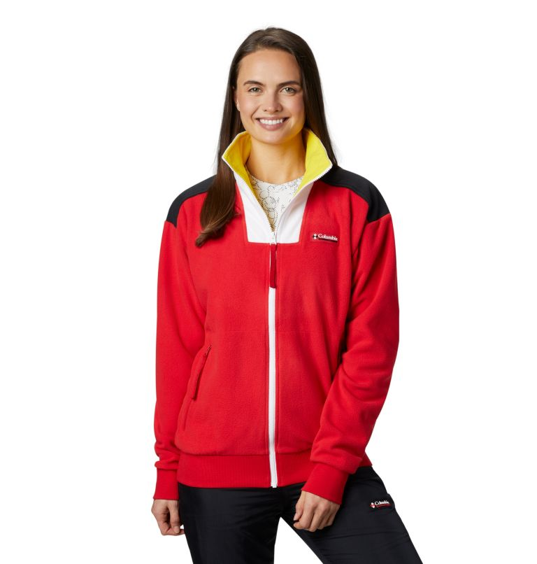 Unisex Disney Intertrainer Fleece™ Jacket Unisex Disney Intertrainer Fleece™ Jacket, back