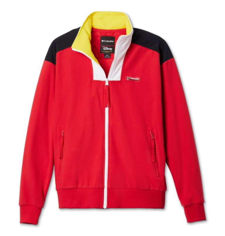 Unisex Disney Intertrainer Fleece™ Jacket Unisex Disney Intertrainer Fleece™ Jacket, front
